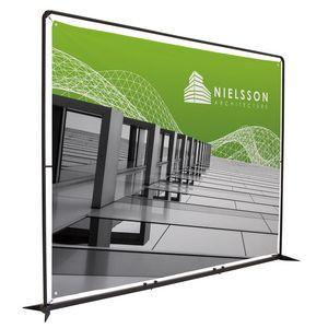 10.5' FrameWorx Banner Display Kit (400 Denier Polyester)