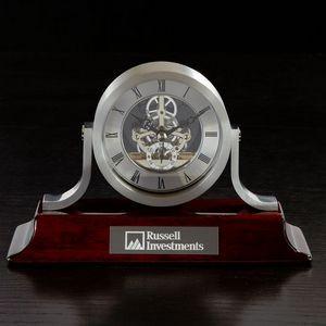 Mantel Skeleton Clock