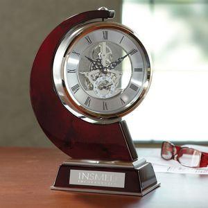 Swerve Skeleton Clock