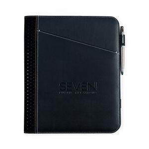 Cedar Leather Writing Pad Black