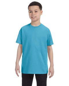 JERZEES® Youth 5.6 Oz. DRI-POWER® ACTIVE T-Shirt