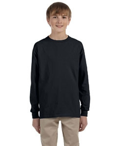 JERZEES® Youth 5.6 Oz. DRI-POWEr® ACTIVE Long-Sleeve T-Shirt