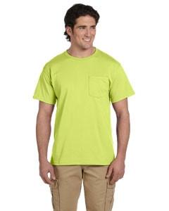 JERZEES® Adult 5.6 Oz. DRI-POWer® ACTIVE Pocket T-Shirt