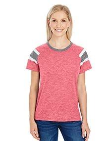 Augusta Ladies' Fanatic Short-Sleeve T-Shirt