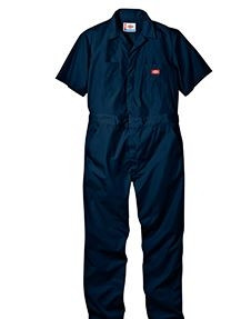 Williamson-Dickie Mfg Co 5 oz. Short-Sleeve Coverall