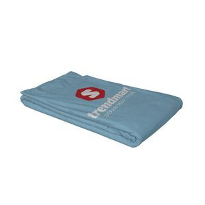 10' Tall Splash Floor Wrap Graphic Panel (Poly Knit)