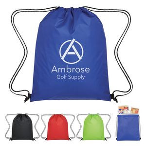 Drawstring Cooler Sports Pack