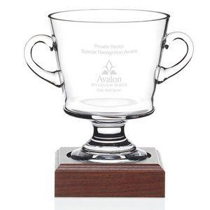 Jaffa® Nantucket Cup w/ Wood Base