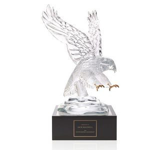 "Jaffa® Eagle Award w/ 4"" Lighted Pedestal"