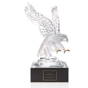 "Jaffa® Eagle Award w/ 4"" Lighted Pedestal"