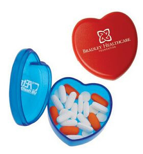 Heart Pill Case