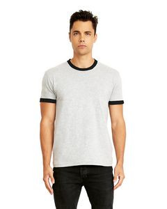 LAT Ladies' Junior Fit Scoop Neck Fine Jersey T-Shirt