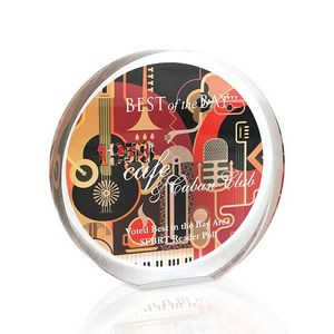 Jaffa® Large Radiant Orbit Award