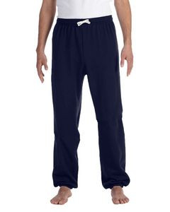 Canvas Unisex Sponge Fleece Long Scrunch Pant