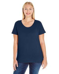 LAT Ladies' Curvy T-Shirt