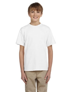 Fruit Of The Loom® Youth 5 Oz. 100 percent Heavy HD Cotton™ T-Shirt