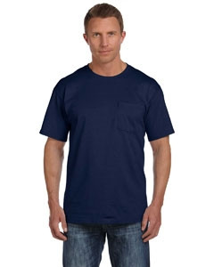 Fruit Of The Loom® 5 Oz. 100 percent Heavy HD Cotton™ Pocket T-Shirt