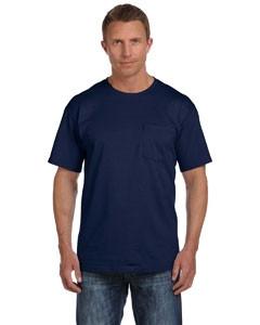 Fruit Of The Loom® 5 Oz. 100 percent Heavy HD Cotton™ Pocket T-Shirt