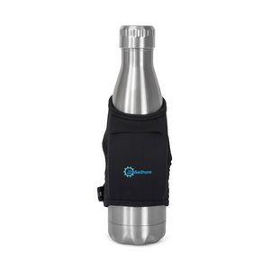 Fitness Hydration Grip - Black