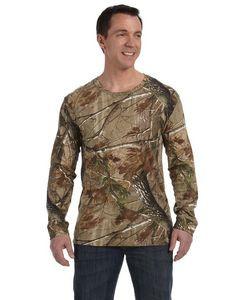 CODE V Men's Realtree Camo Long-Sleeve T-Shirt