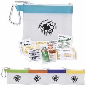 Frosty Stripe First Aid Kit