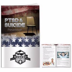 BIC Graphic® Better Book: PTSD & Suicide Prevention