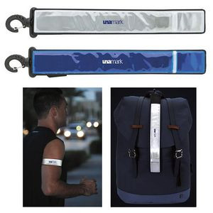 Fitness Flashing Armband w/Bag Tag