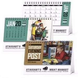Triumph® The Saturday Evening Post Desk Calendar