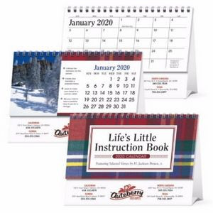 Triumph® Life's Little Instruction Book Desk Calendar