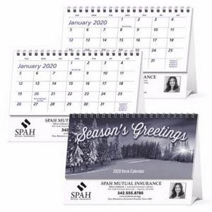 Triumph® Econo Desk Calendar