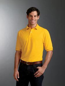 Jerzees® Men's 5.6 Oz. SpotShield™ Jersey Polo Shirt