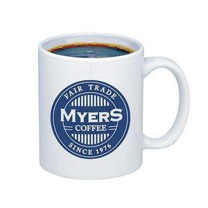 11 Oz. GoodValue® White Budget Mug