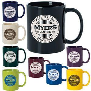 11 Oz. GoodValue® Colored Budget Mug