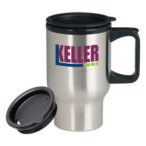 17 Oz. GoodValue® Stainless Steel Trip Mug