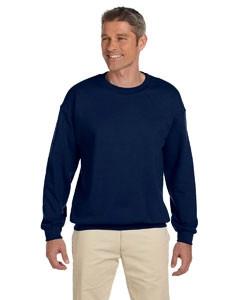 JERZEES® Adult 9.5 Oz. Super Sweats® NuBlend® Fleece Crew Neck Sweater