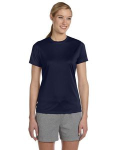 Hanes Ladies' 4 Oz. Cool Dri® w/FreshIQ Performance T-Shirt