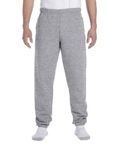 JERZEES® Adult 9.5 Oz. Super Sweats® NuBlend® Fleece Pocketed Sweatpants
