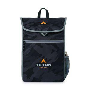 Hunter Backpack Black-Blue