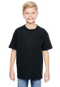 Hanes 4.5 Oz. 100 percent Ring Spun Cotton nano-T® Youth T-Shirt