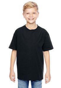 Hanes 4.5 Oz. 100 percent Ring Spun Cotton nano-T® Youth T-Shirt