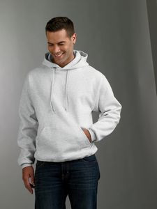 Jerzees Adult 9.5 oz. Super Sweats® NuBlend® Fleece Pullover Hood