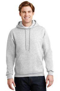 Jerzees® Men's Super Sweats® NuBlend® Pullover Hooded Sweatshirt