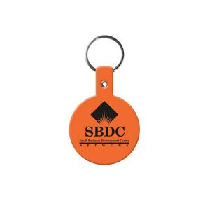 Circle Flexible Key Tag