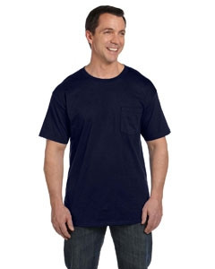 Hanes 6.1 Oz. Beefy-T® T Shirt w/Pocket