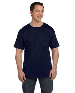Hanes 6.1 Oz. Beefy-T® T Shirt w/Pocket