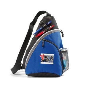 Wave Sling Bag Blue