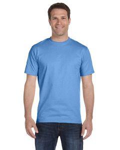 Hanes 5.2 Oz. 100 percent ComfortSoft® Cotton T-Shirt