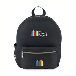 Russell Cotton Backpack Black