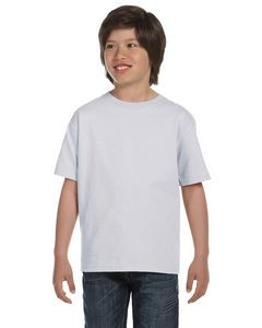 Hanes Printables Youth 5.2 oz., Comfortsoft® Cotton T-Shirt