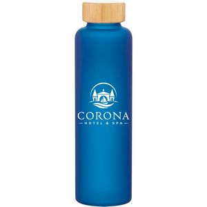 18oz H2go Rincon Bottle (Cobalt Blue)